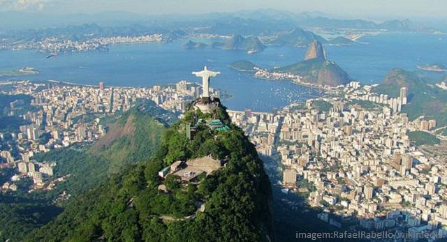 Quais são as maiores cidades do Brasil - Rio de Janeiro