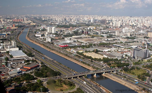Qual é a maior cidade do Brasil - São Paulo