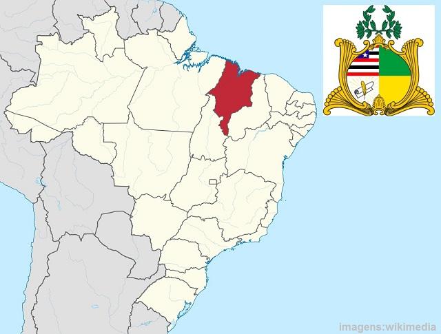 Top 10 maiores estados do Brasil - Maranhão
