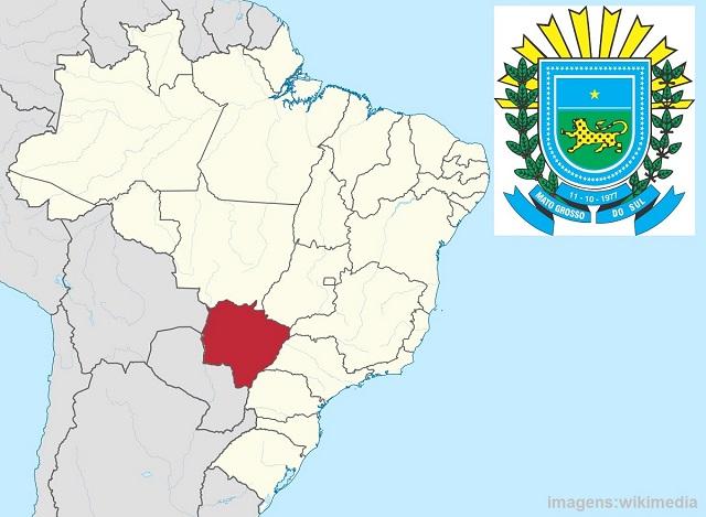Top 10 maiores estados do Brasil - Mato Grosso do Sul