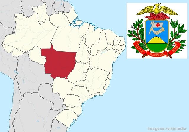 Top 10 maiores estados do Brasil - Mato Grosso