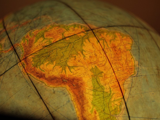 Brasil quinto maior país