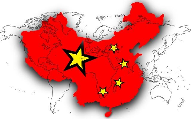 A China é o terceiro maior país do mundo