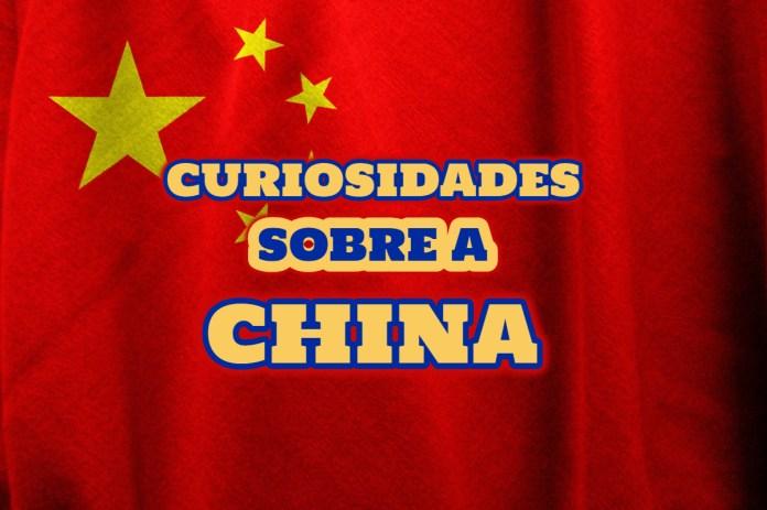 Top 10 curiosidades sobre a China