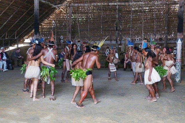 Tribo indígena brasileira