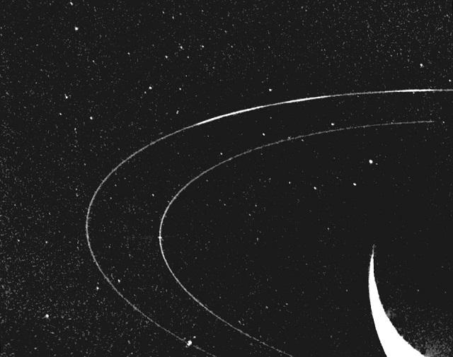 Os anéis de Netuno