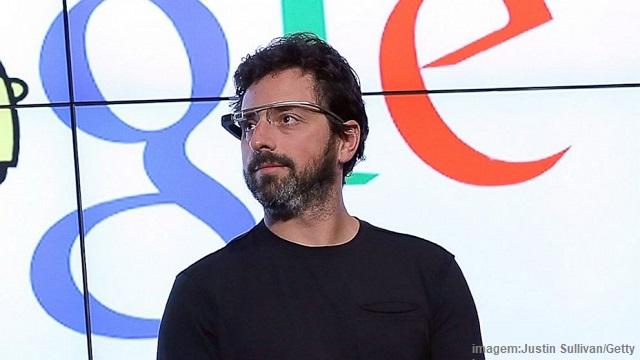 Mais bilionários do mundo - Sergey Brin