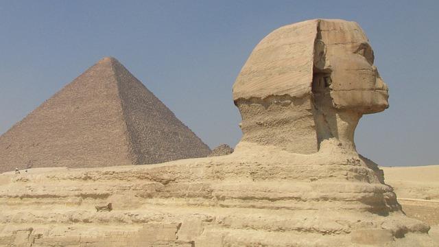 A misteriosa Pirâmide de Gizé ainda guarda segredos até hoje