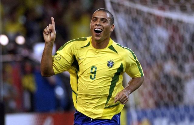 Maiores artilheiros da seleção brasileira - Ronaldo
