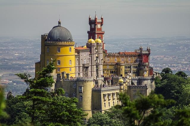 Portugal é terra de castelos