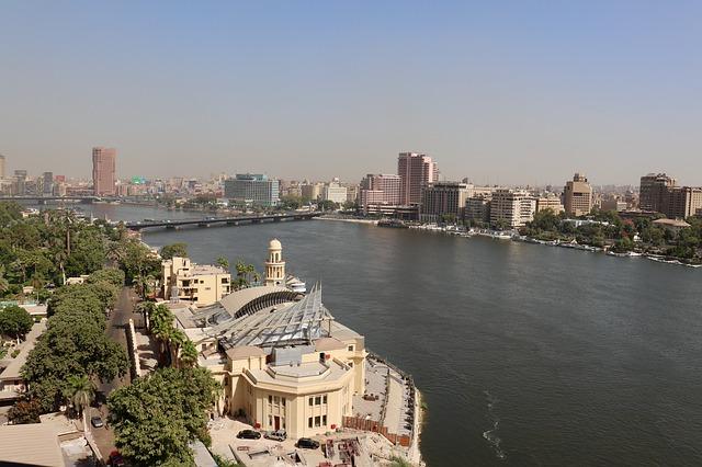 Rio mais longo está na África
