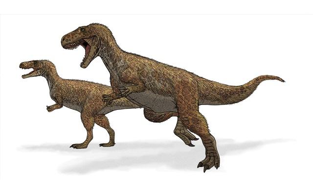 O primeiro dinossauro de todos