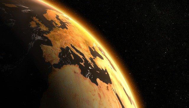 O ponto mais quente registrado na superfície terrestre