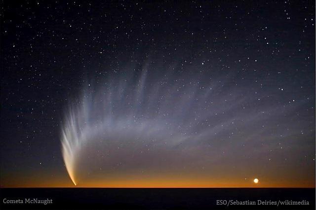 """Os """"corpos pequenos"""" do Sistema Solar"""