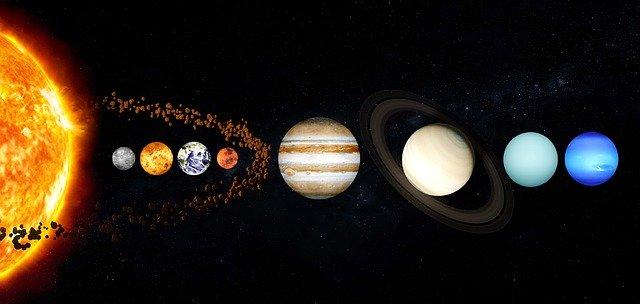 O verdadeiro tamanho do Sistema Solar
