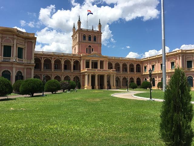 Arquitetura única do Paraguai