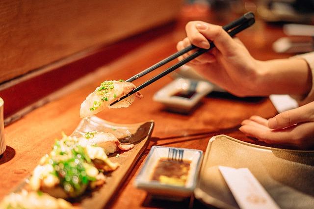 Etiqueta à mesa no Japão