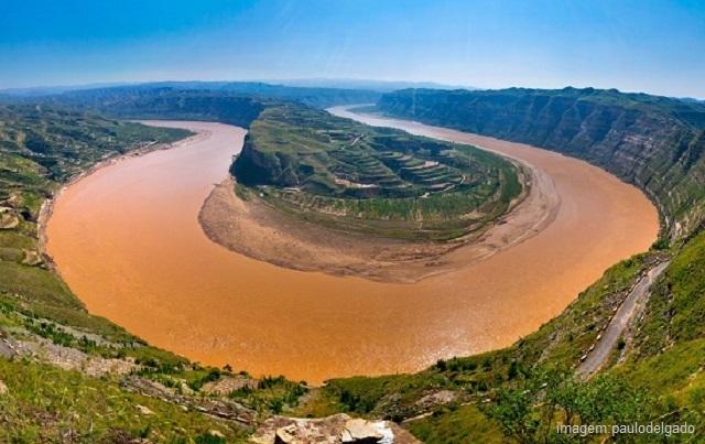 Rios mais extensos do mundo - Rio Amarelo