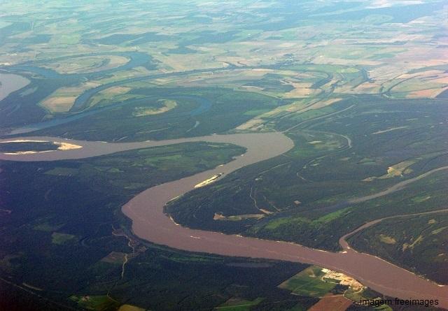Maiores rios do mundo - Rio Mississippi