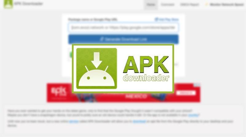 extraer APK de la Google Play