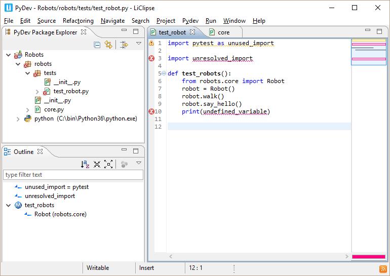 Как открыть файлы PY на ПК