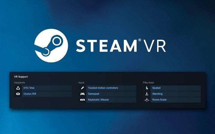 Как исправить ошибку SteamVR Home, которая перестала работать