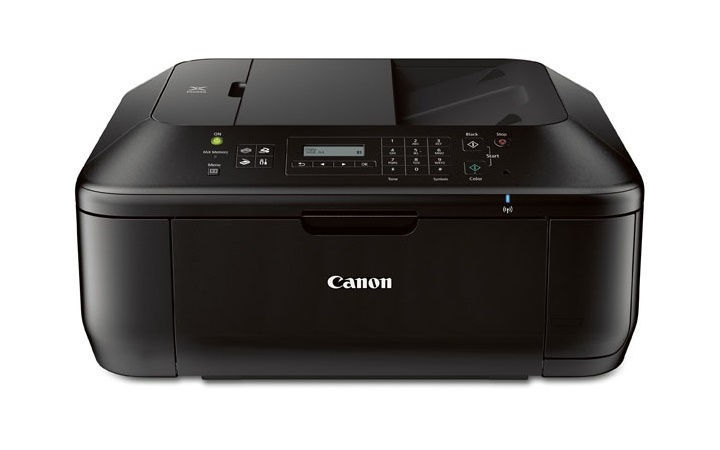 Исправлено: сообщение об ошибке В принтерах Canon закончились чернила.