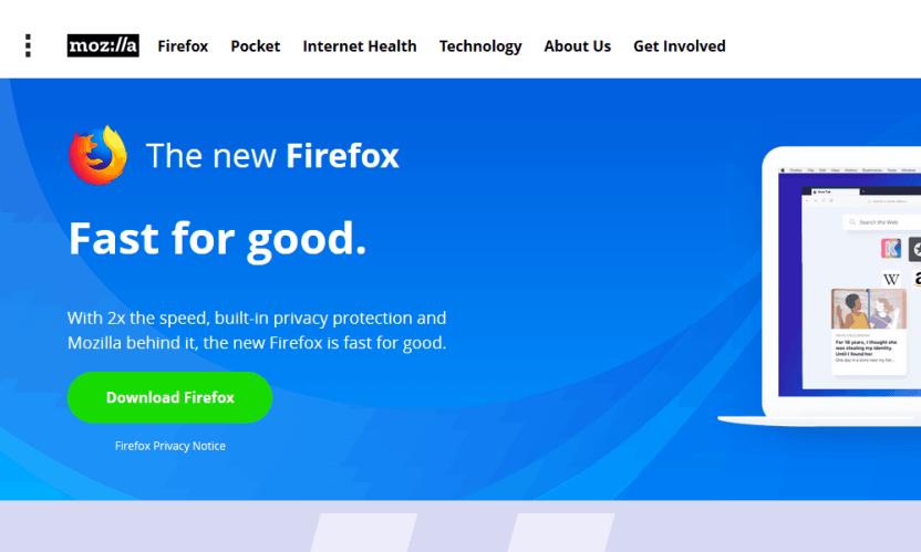 6 extensiones VPN de Firefox para una navegación segura y rápida sin límites