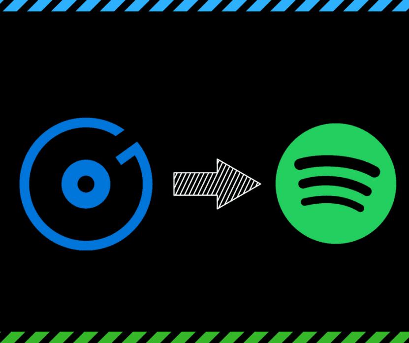 Как перенести ваши данные из Groove Music в Spotify