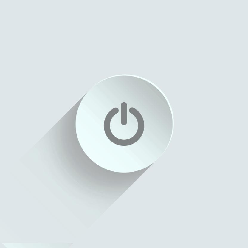 Значок питания исчезает из Windows 10: вот как его восстановить