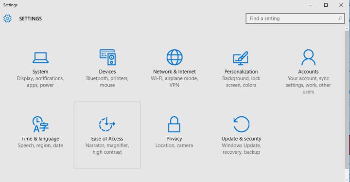 Исправлено: невозможно синхронизировать настройки в Windows 10.