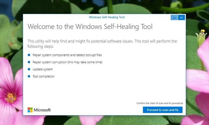 Reparaciones de Windows autocurativas Problemas de congelación de la actualización del aniversario