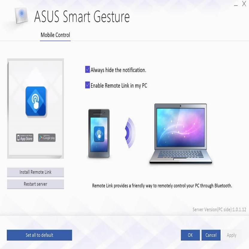 Corrección: No se puede instalar el controlador Asus Smart Gesture en Windows 10