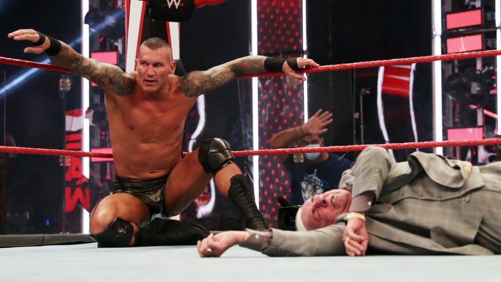Randy Orton en WWE