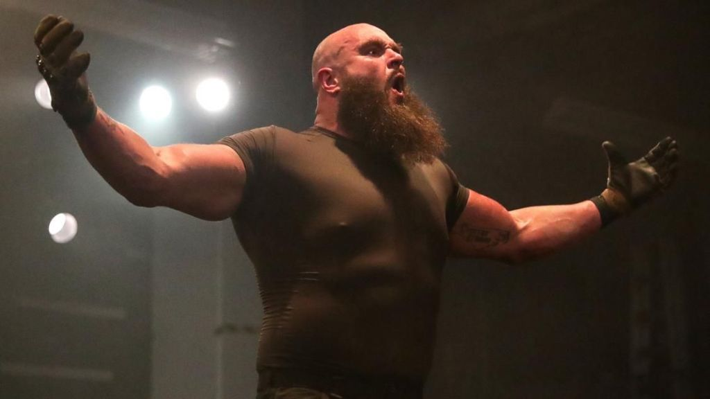 Braun Strowman en WWE