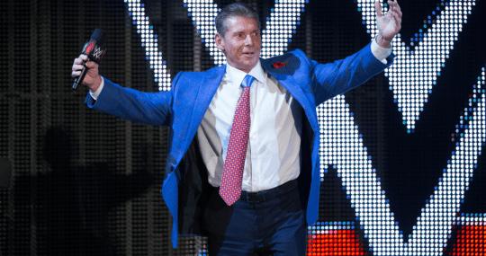 Vince McMahon en WWE