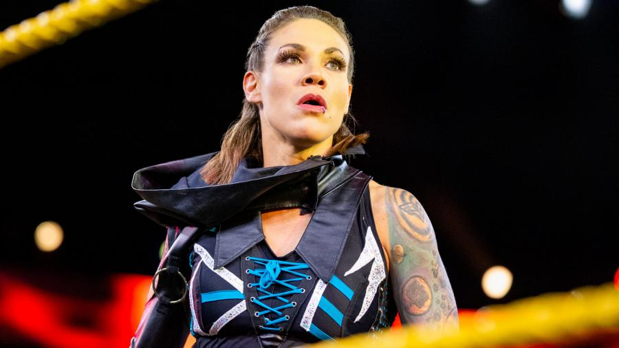 Mercedes Martinez en WWE
