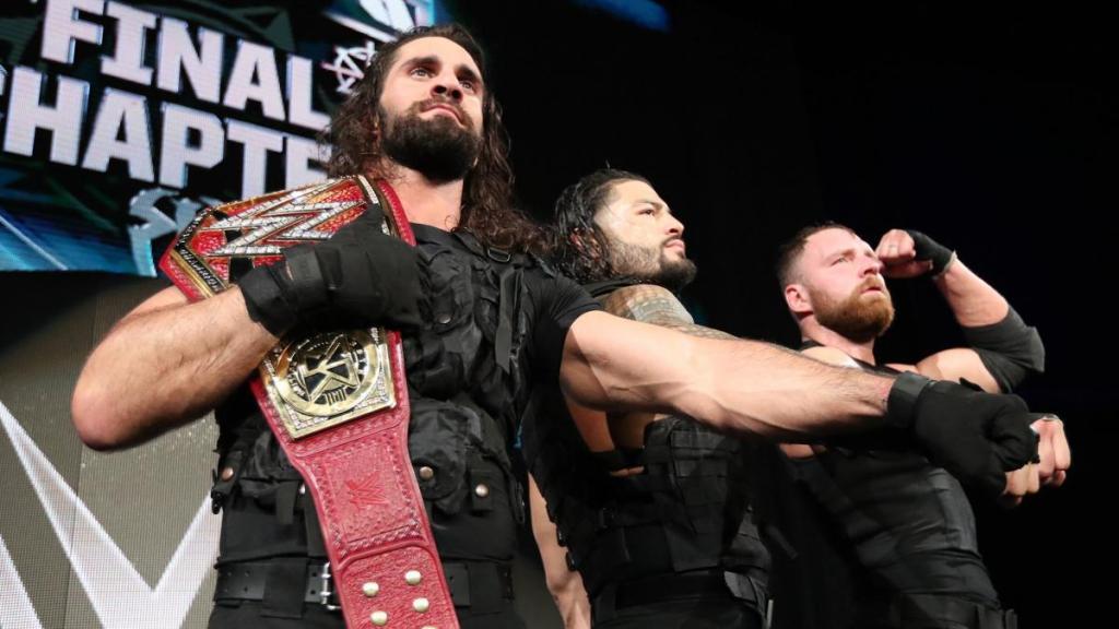 The Shield en su último combate