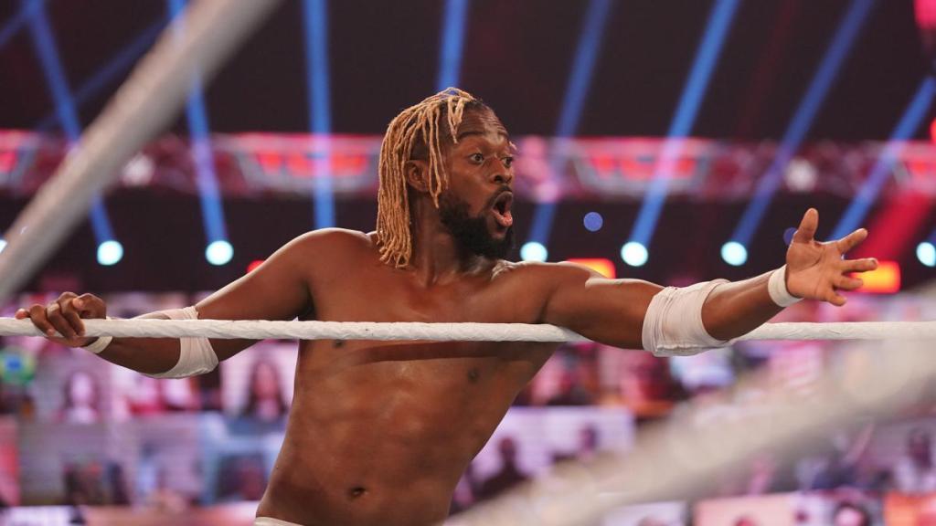 Kofi Kingston en TLC