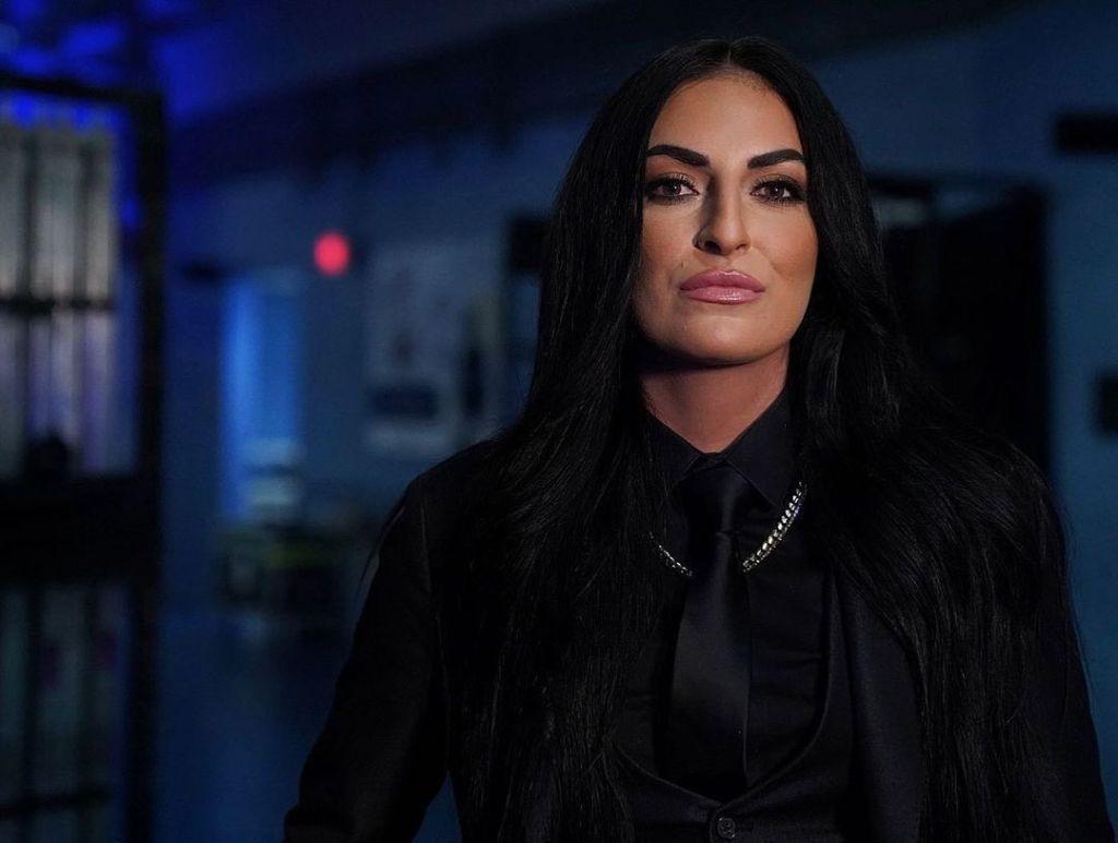 Sonya Deville en WWE