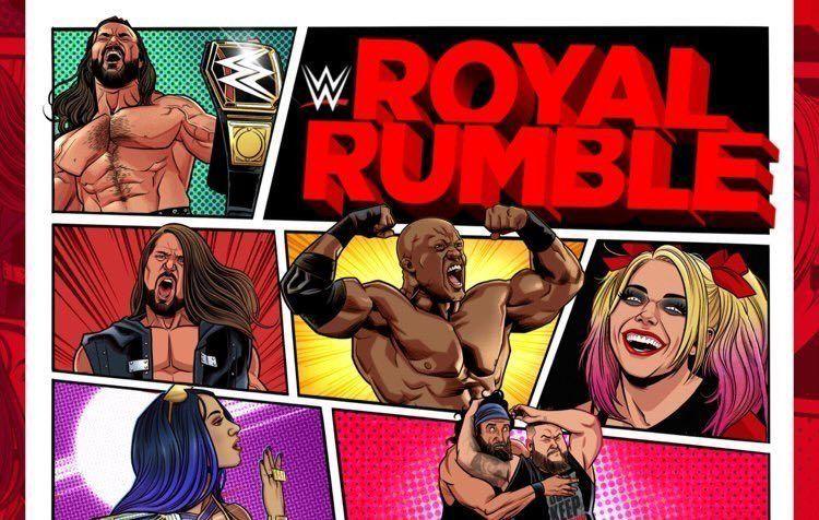 Cartel Royal Rumble 2021