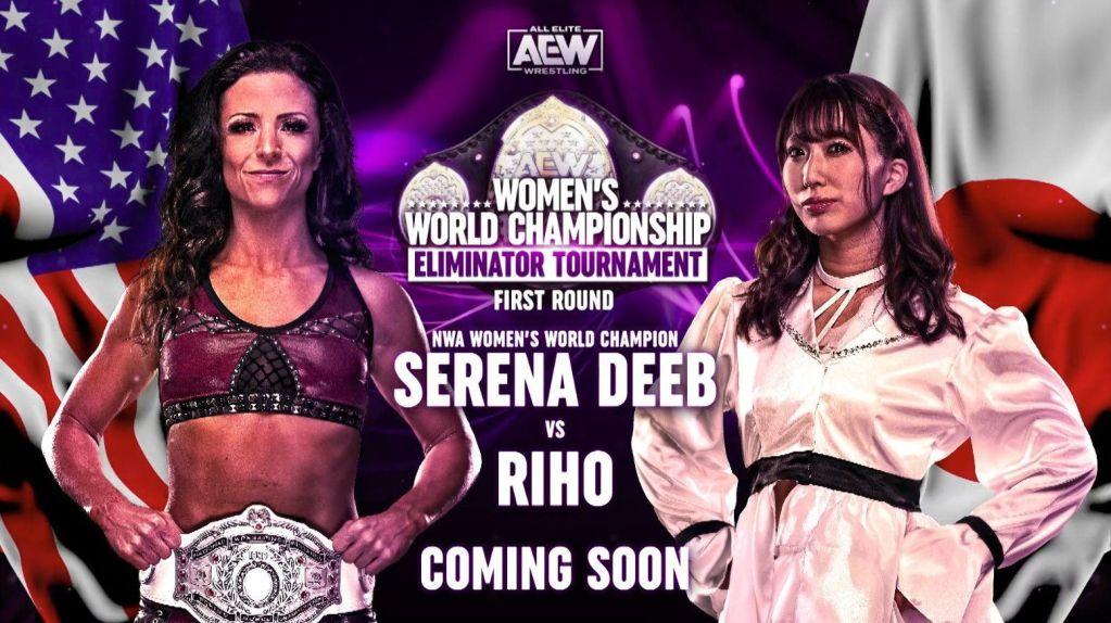 Riho vs Serena Deeb torneo