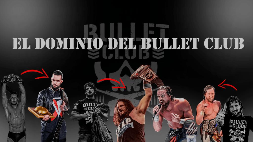 Los líderes del Bullet Club