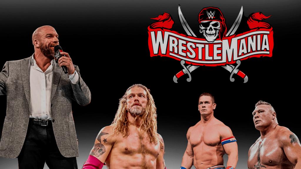 Posibles apariciones de WrestleMania 37