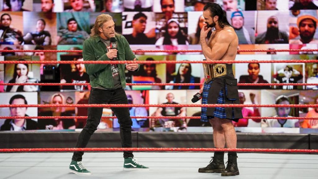 Edge y Drew McIntyre apuntan a WM 37