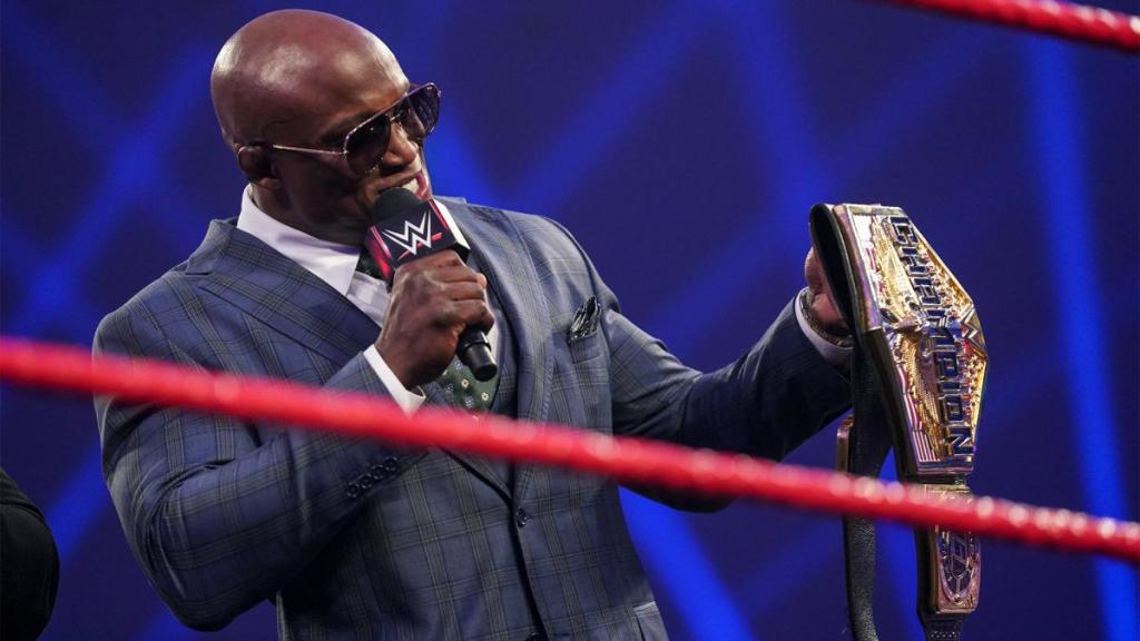 bobby lashley en Raw