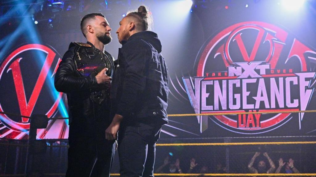 Dunne y Balor en NXT