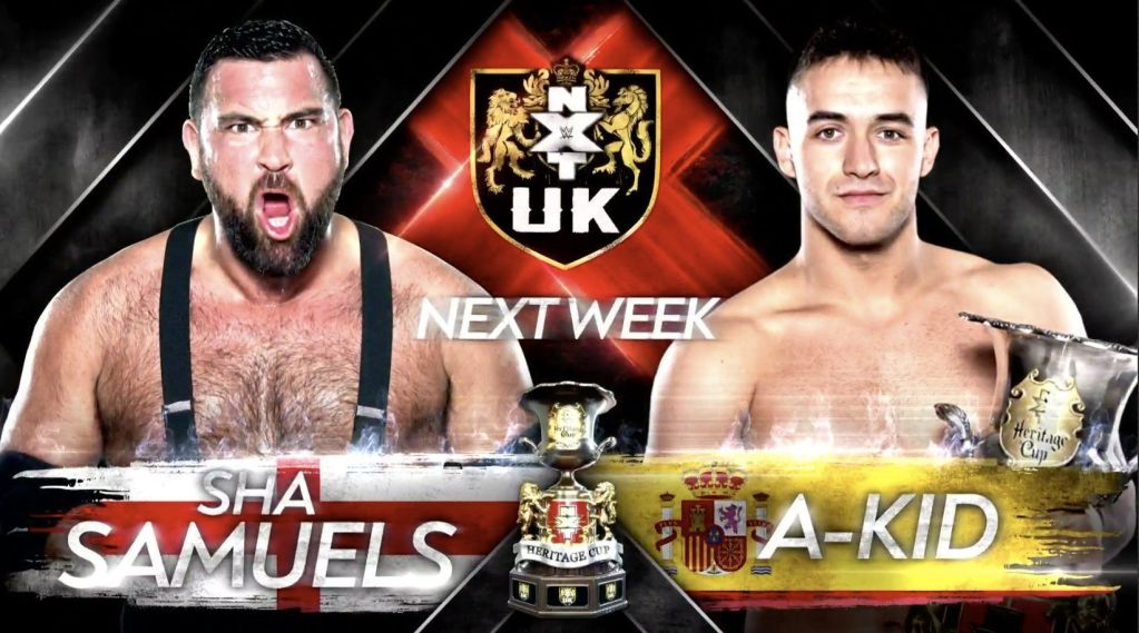 Carte NXT UK 18 febe