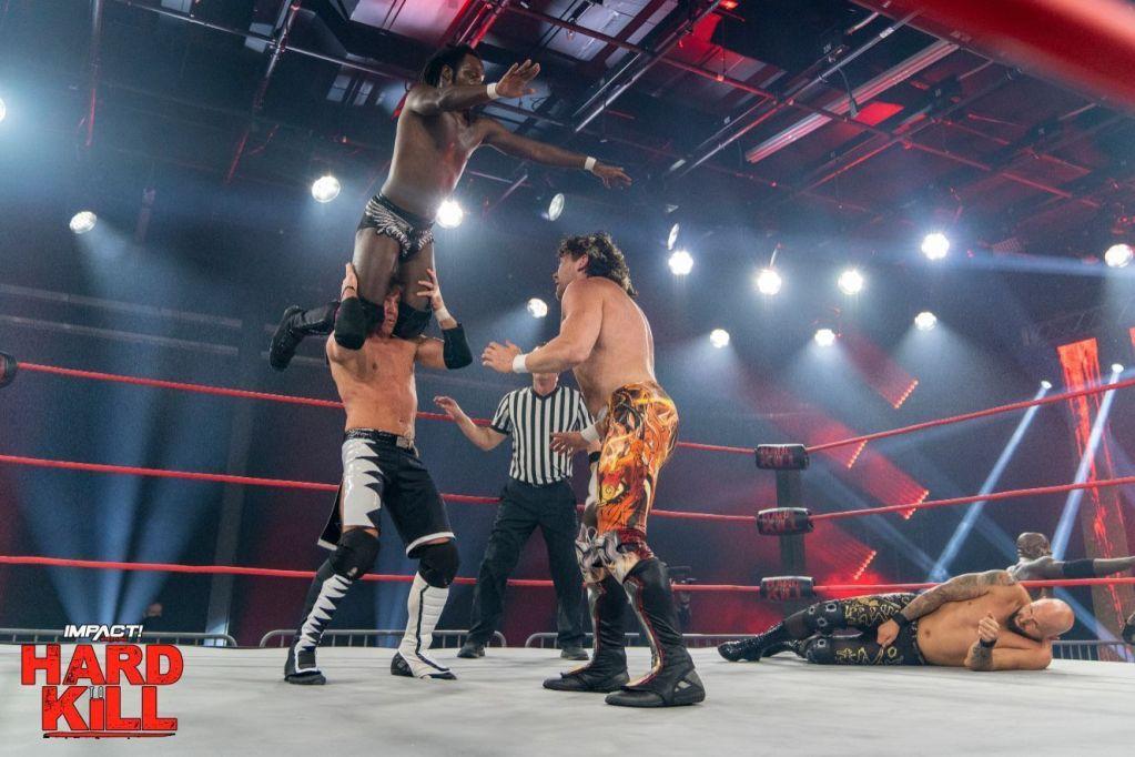 Omega en IMPACT Wrestling