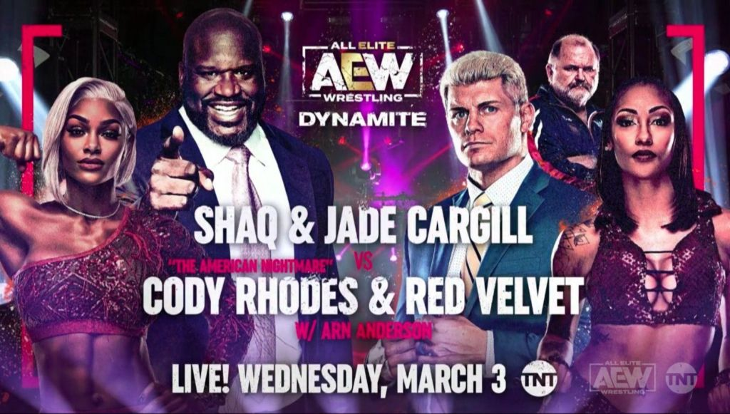 cartel shaq vs cody
